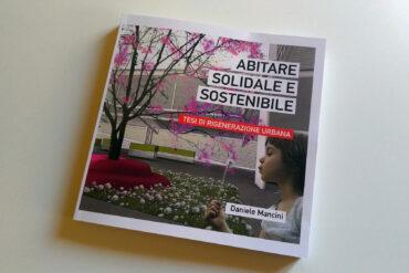 Copertina del libro Abitare Solidale e Sostenibile
